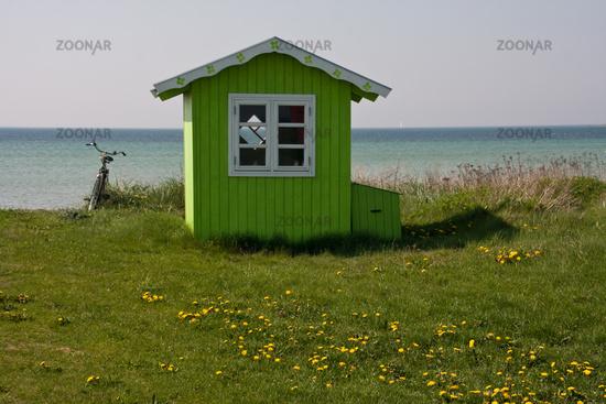 strandhütte holland kaufen