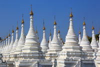 Sandamuni Paya pagoda in Mandalay