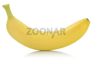 Banane Frucht Freisteller freigestellt isoliert