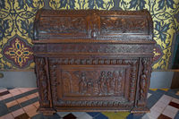 Ancient chest