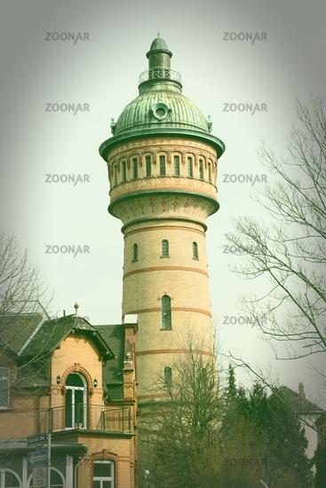 Wiesbaden, Biebricher Wasserturm