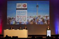 Pressekonferenz zur Tour de France 2017