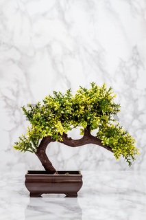 Small Artificial Bonsai Tree