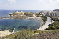 Xwejni Bay, Schweinebucht, Badebucht auf Gozo