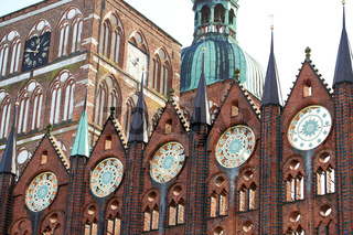 Rathaus 003. Stralsund