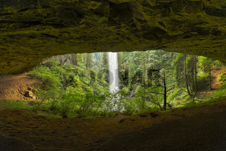North Falls, Silver Falls State Park