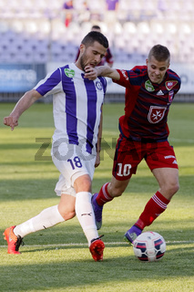 Ujpest - Videoton OTP Bank League football match