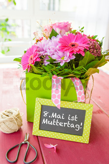 Buntes Bouquet