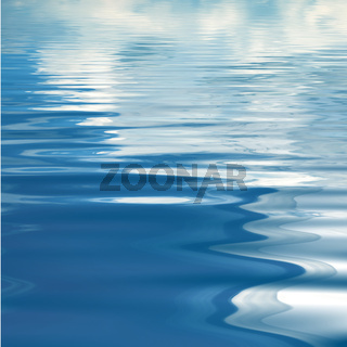 Abstract Water Ripples Background