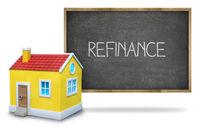 Refinance on blackboard