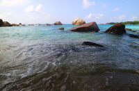 Strand Anse Lazio