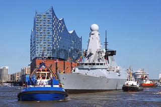 Impressionen der Einlaufparade vom 827. Hamburger Hafengeburtstag 2016; Impressions of the 827th Birthday of the Port of Hamburg 2016, Germany
