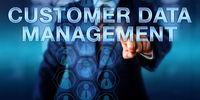 Manager Touching CUSTOMER DATA MANAGEMENT