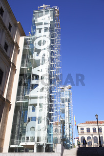 Museum of art Reina Sofia