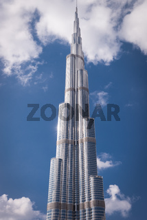 Burj Khalifa, the tallest building in the world