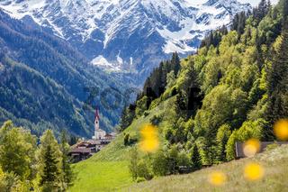 Village of Selva dei Molini