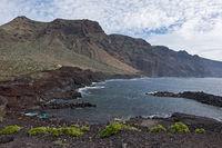 """Teneriffa - Blick auf die Steilküste der """"Acantilado de los Gigantes"""""""