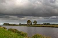 Knockster Tief in Ostfriesland
