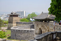 West Gate of Suwon Hwaseong, called Hwaseomun