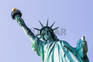 Statue liberty in New York
