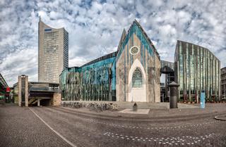 Leipziger Augustusplatz