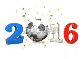 Football France 2016
