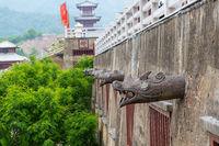Alte Chinesische Gebäude
