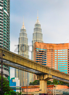 Modern Kuala Lumpur