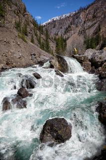 River Chibitka