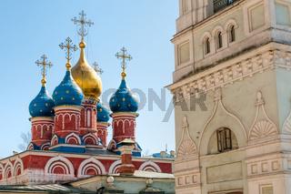 Saint George Church in Moscow