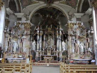 Wallfahrtskirche St.Anna Kirche in Haigerloch