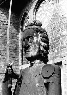 Der Roland von Brandenburg an der Havel, Aufnahme von 1986