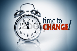 Time To Change