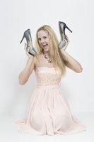 Ich liebe meine Schuhe