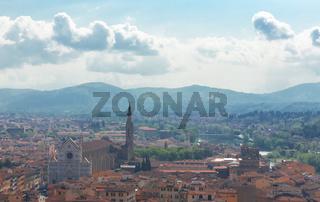 Basilika di Santa Croce Florenz