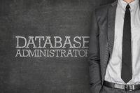 Database administrator on blackboard