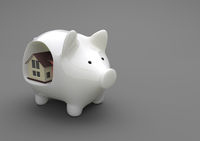 Piggy Bank House