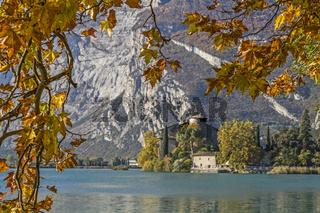 Herbst am Lago Toblino