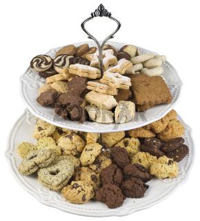 Cookies Plates Cutout