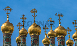Church of the Deposition of the Robe, Moscow Kremlin, Rusiia