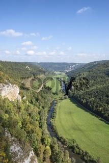 Das Obere Donautal