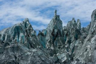 Fox Glacier Peaks