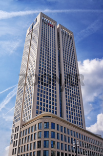 Bürogebäude Opernturm in Frankfurt