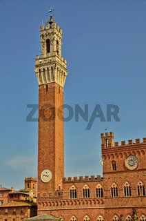 Siena - Rathaus