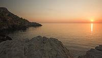 Sonnenuntergang Banyalbufar