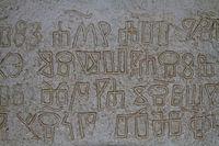 Glagolitische Schrift