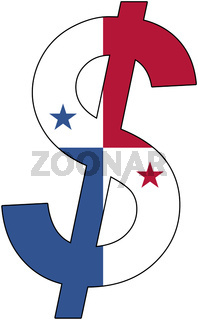 dollar - flag of panama