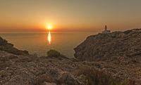 Sonnenaufgang Cala Ratjada