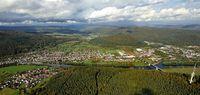 Luftaufnahme von Langenprozelten