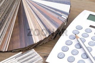 Berechnung Holzarbeiten